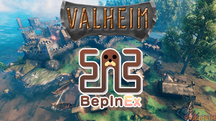 BepInExPack Valheim Mod
