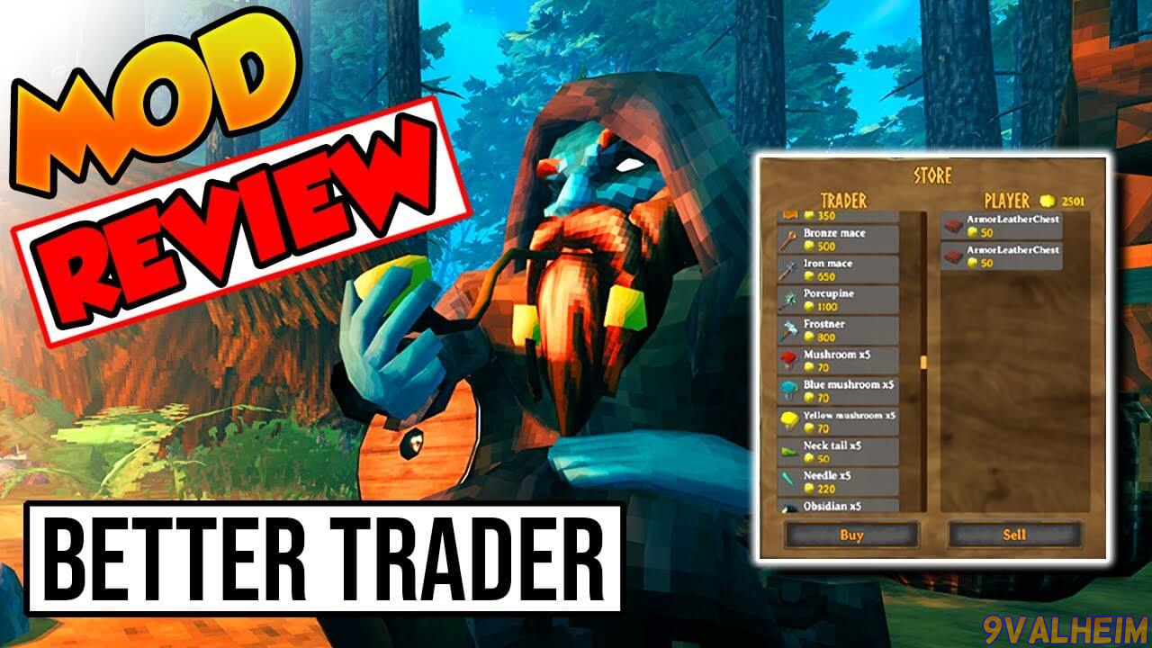 There are a few versions of Better Trader for gamers