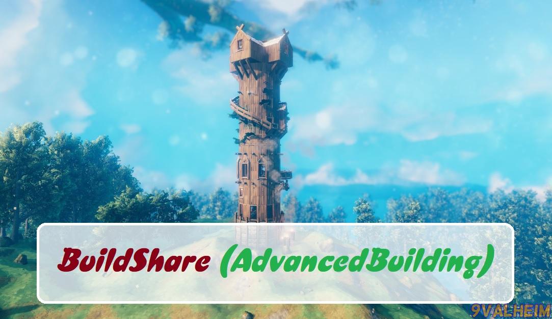 BuildShare (AdvancedBuilding) Mod