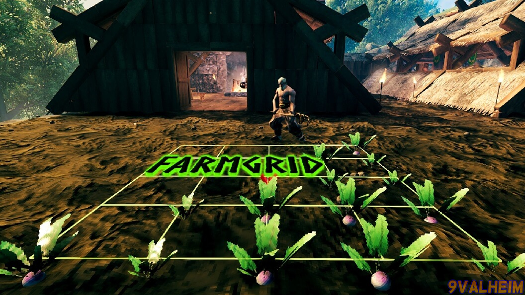 FarmGrid will help you have the garden you dream of!